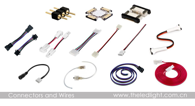 led-connectors-and-wires