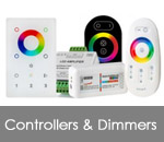 Led Controllers and Dimmers