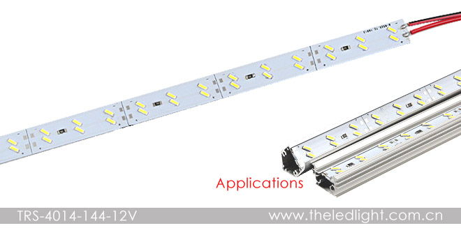 Rigid led strip 4014 led 144pcs dc12v theledlight rigid led strip trs 4014 144 12v aloadofball Choice Image